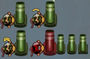 Bloons - Mortar Tower