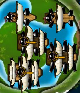 Bloons - Monkey buccaneer
