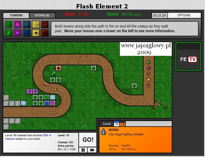 Flash Element 2 Easy