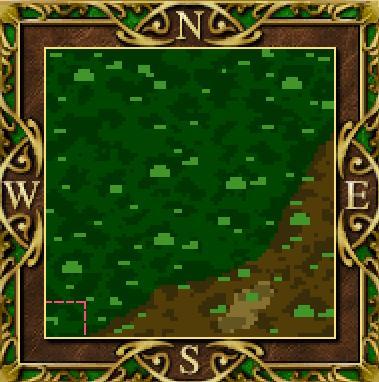 Eliksir Życia - Bandyci Mapa
