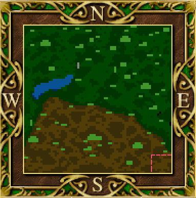 Eliksir Życia - Nocna Kradzież Mapa