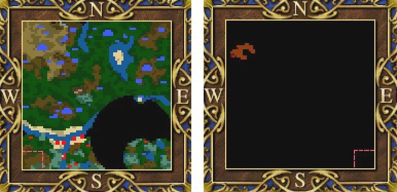 Mapa Poziomu 3