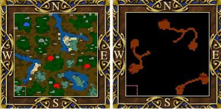Mapa Poziomu 4