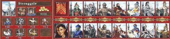 Jednostki Forteca Heroes