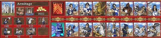 Jednostki Castle Heroes