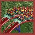 Hyper-twister Roller Coaster