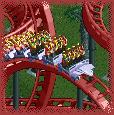 Stand-up Twister Roller Coaster