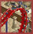 Compact Inverted Coaster