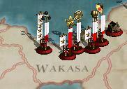 Shogun Utrzymanie Wojska