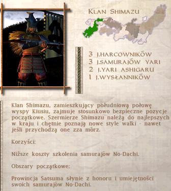 Klan Shimazu
