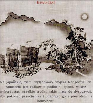 Shogun Inwazja Mongołów