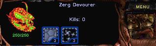 Zerg Devourer