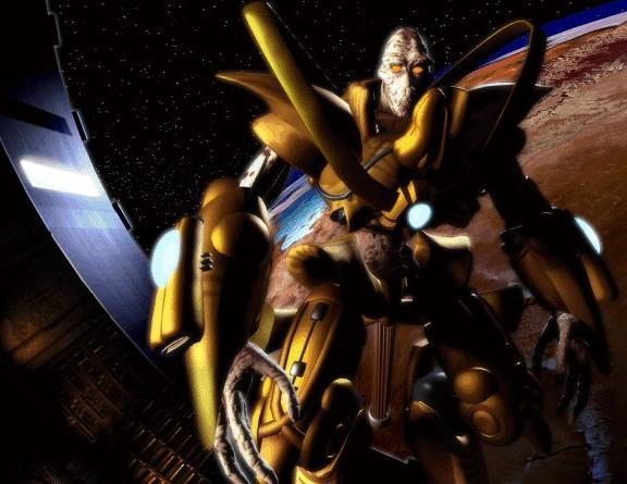 Starcraft Protoss