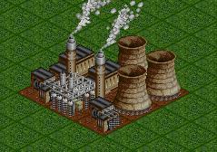 Tycoon Elektrownia