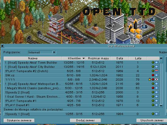 OpenTTD Multiplayer