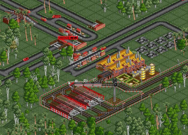 Tycoon Dworzec