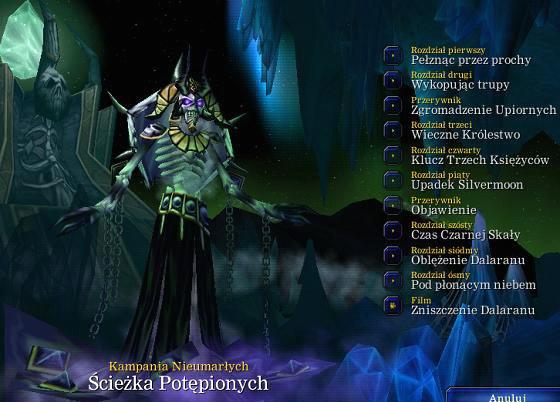Nekromanci Warcraft 3