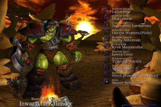 Warcraft 3 - Orki