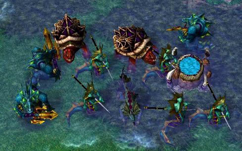 Warcraft 3 Nagi