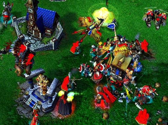 Wojska Warcraft 3